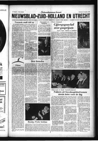 Schoonhovensche Courant 1959-11-30