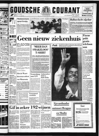 Goudsche Courant 1985-07-19