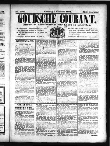 Goudsche Courant 1894-02-05