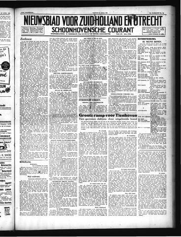 Schoonhovensche Courant 1947-04-25