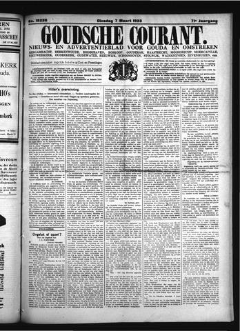 Goudsche Courant 1933-03-07