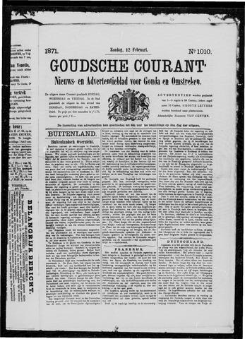 Goudsche Courant 1871-02-12