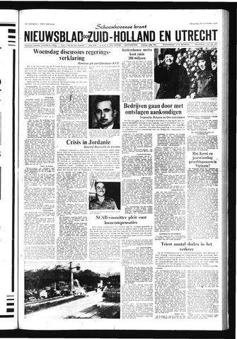 Schoonhovensche Courant 1966-11-28