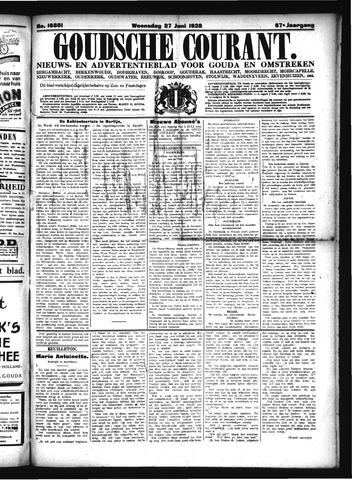 Goudsche Courant 1928-06-27