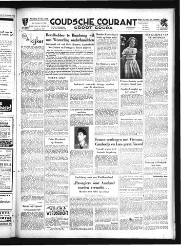 Goudsche Courant 1950-01-30