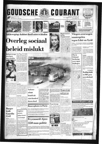 Goudsche Courant 1986-11-01