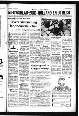 Schoonhovensche Courant 1971-03-26