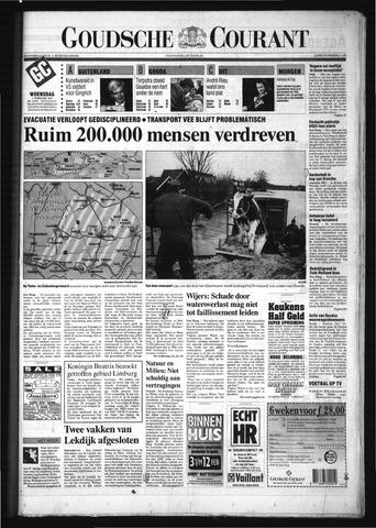 Goudsche Courant 1995-02-01