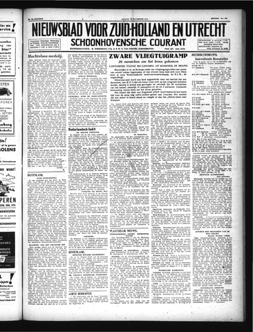 Schoonhovensche Courant 1946-11-15