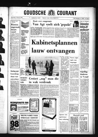 Goudsche Courant 1976-02-05
