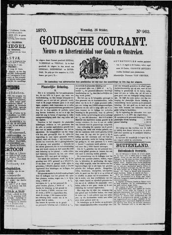 Goudsche Courant 1870-10-26
