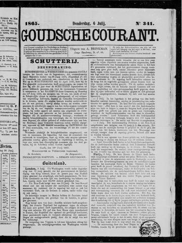 Goudsche Courant 1865-07-06