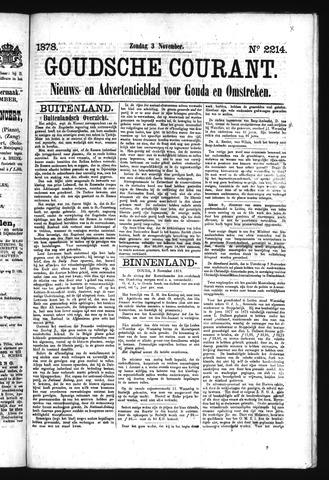 Goudsche Courant 1878-11-03