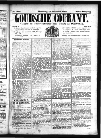 Goudsche Courant 1903-11-18