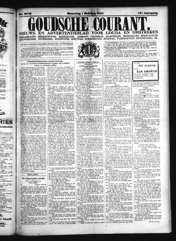 Goudsche Courant 1934-10-01