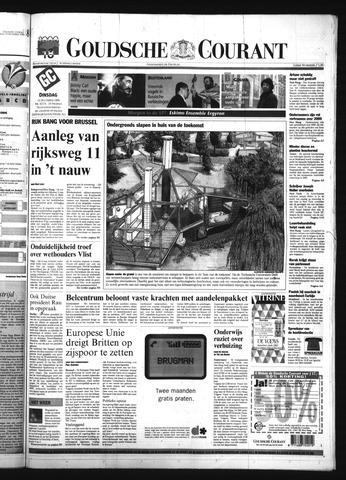 Goudsche Courant 1999-12-14