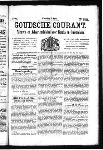 Goudsche Courant 1876-04-05