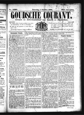Goudsche Courant 1910-10-01