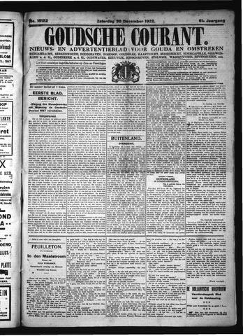 Goudsche Courant 1922-12-30