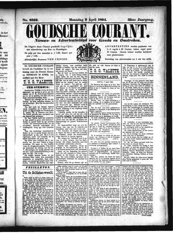 Goudsche Courant 1894-04-09