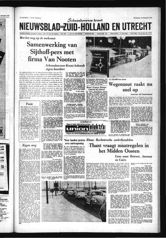 Schoonhovensche Courant 1970-02-18
