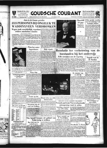 Goudsche Courant 1953-11-30