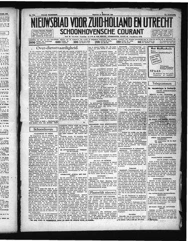 Schoonhovensche Courant 1938-02-18