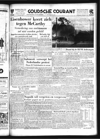 Goudsche Courant 1954-03-04