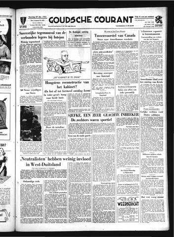 Goudsche Courant 1951-01-27
