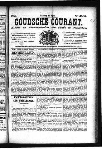 Goudsche Courant 1891-04-13