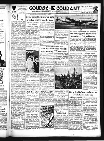 Goudsche Courant 1952-11-04