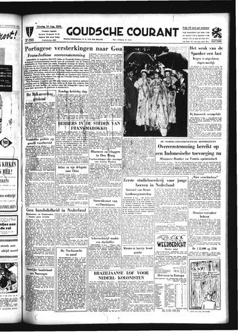 Goudsche Courant 1954-08-10