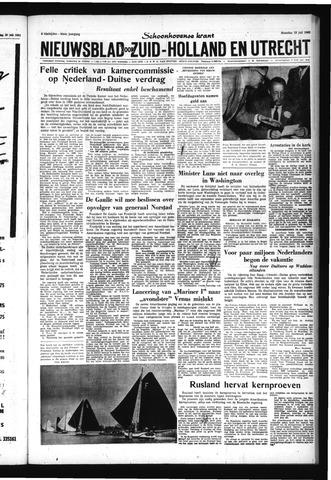 Schoonhovensche Courant 1962-07-23