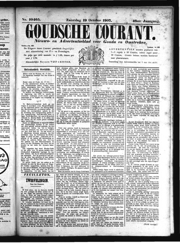 Goudsche Courant 1907-10-19