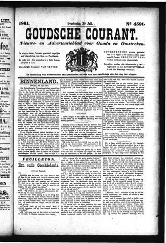 Goudsche Courant 1891-07-30