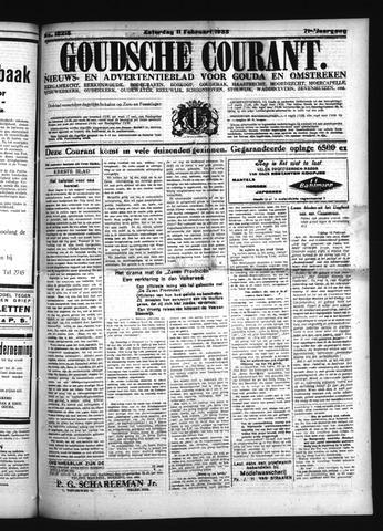 Goudsche Courant 1933-02-11
