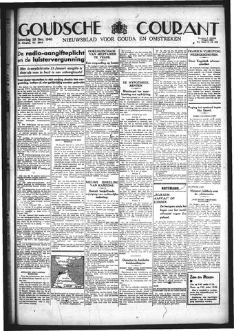 Goudsche Courant 1940-12-28