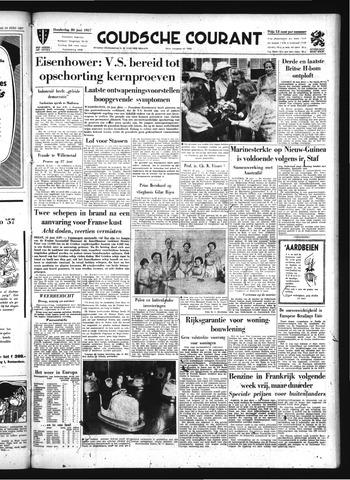 Goudsche Courant 1957-06-20