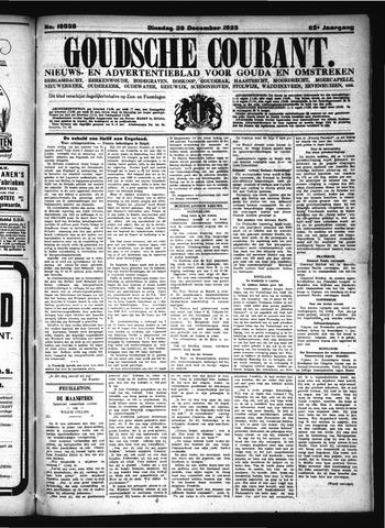 Goudsche Courant 1925-12-29