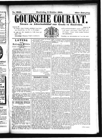 Goudsche Courant 1905-10-05