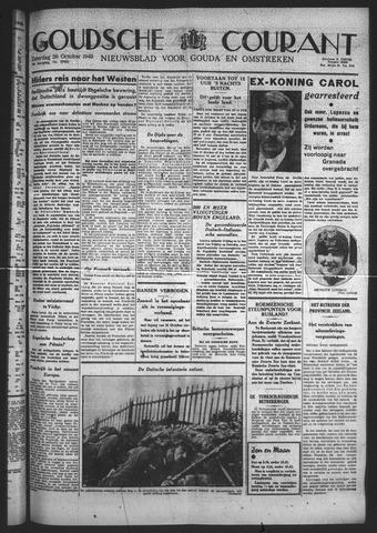 Goudsche Courant 1940-10-26