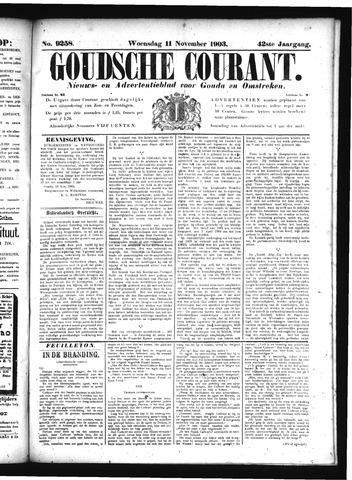 Goudsche Courant 1903-11-11