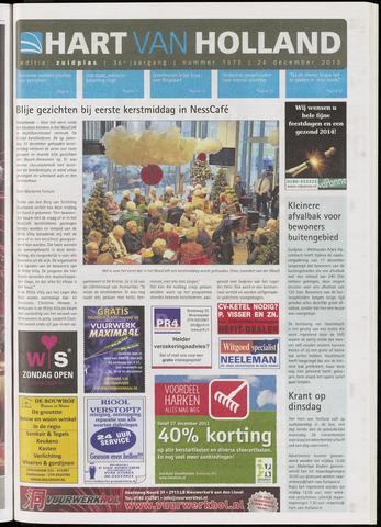 Hart van Holland - Editie Zuidplas 2013-12-24