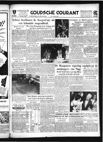 Goudsche Courant 1956-12-20