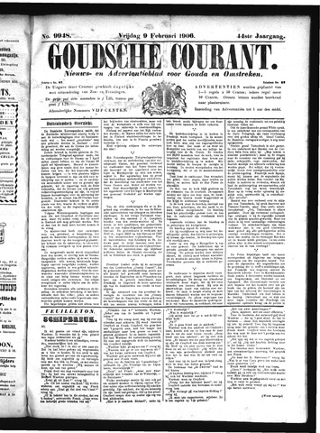 Goudsche Courant 1906-02-09