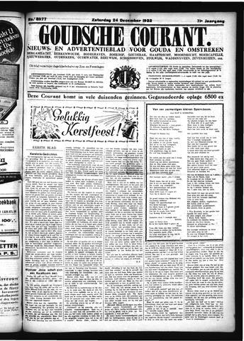 Goudsche Courant 1932-12-24