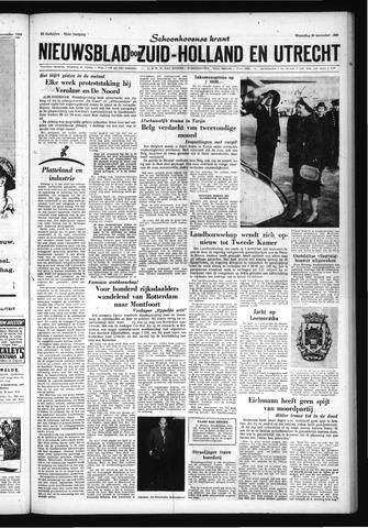 Schoonhovensche Courant 1960-11-30