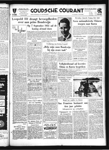 Goudsche Courant 1950-08-01