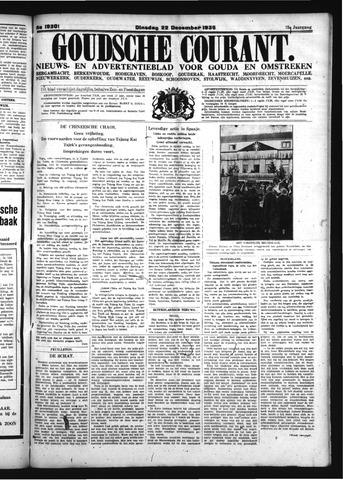 Goudsche Courant 1936-12-22