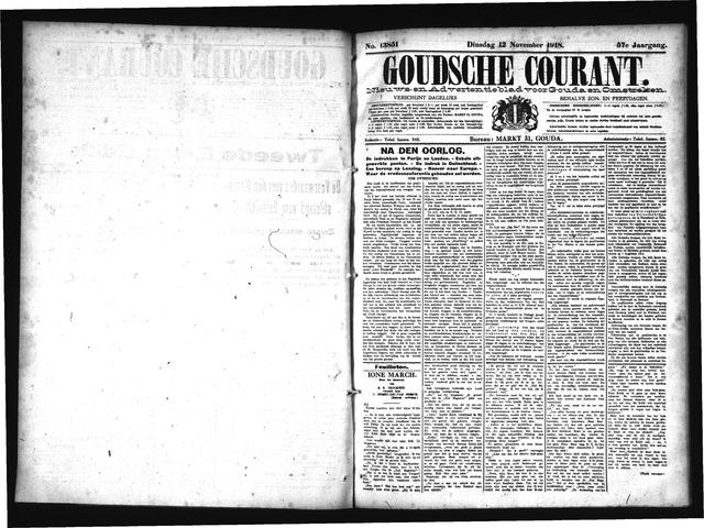 Goudsche Courant 1918-11-12